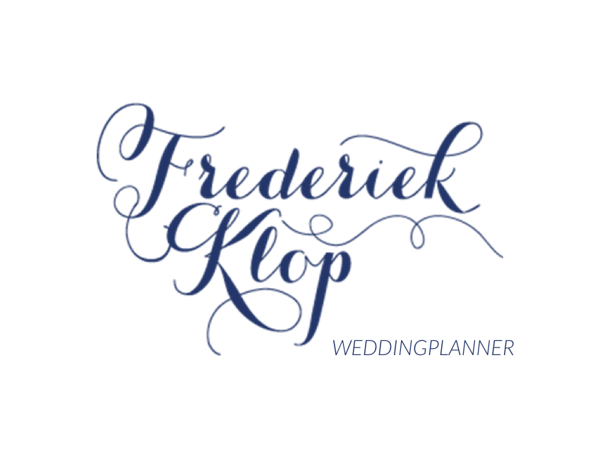 Frederiek Klop Weddingplanning